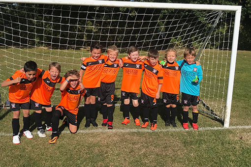 Dunmow United FC Tigers